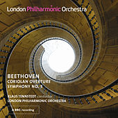 Beethoven: Coriolan Overture & Symphony No. 5 (Live) by Klaus Tennstedt