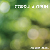 Cordula Grün (Karaoke Version) von Bierstrassen Cowboys