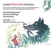 The Snowman, Little Red Riding Hood & Three Little Pigs by David Parry
