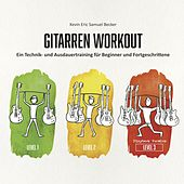 Gitarren Workout Level 3 (Playback) von Beckers Notenschmiede