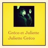 Gréco et juliette de Juliette Greco