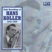 Early Recordings (1942-1950) de Hans Koller