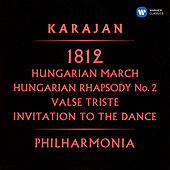1812 & Other Orchestral Showpieces by Herbert Von Karajan