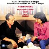 Ravel: Piano Concerto in G Major - Prokofiev: Piano Concerto No. 3 in C Major, Op. 26 by Alexis Weissenberg
