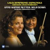 Lalo: Symphonie espagnole, Op. 21 - de Sarasate: Zigeunerweisen, Op. 20 by Anne-Sophie Mutter