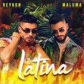 Latina (feat. Maluma) de Reykon
