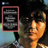 Rimsky-Korsakov: Scheherazade - Borodin: Polovtsian Dances de Seiji Ozawa