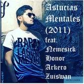 Astucias Mentales (feat. Nemesick, Honor, Arkero & Zuiswan) von Necro Under