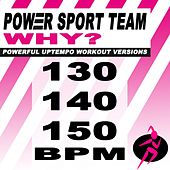 Why? (Powerful Uptempo Cardio, Fitness, Crossfit & Aerobics Workout Versions) by Power Sport Team