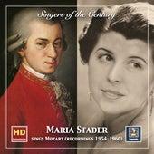 Singers of the Century: Maria Stader Sings Mozart (2019 Remaster) de Various Artists