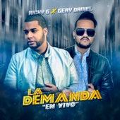 La Demanda (En Vivo) by Ricky G