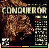 Conqueror Riddim von Various Artists