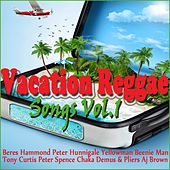 Vacation Reggae Songs Vol.1 de Various Artists
