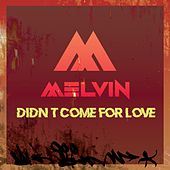 Didn't Come for Love by Melvin