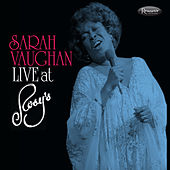 Live at Rosy's by Sarah Vaughan