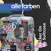 Sticker on My Suitcase by Alle Farben