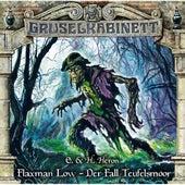 Folge 149: Flaxman Low - Der Fall Teufelsmoor von Gruselkabinett
