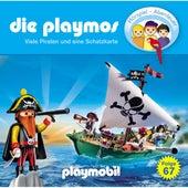 Folge 67: Viele Piraten und eine Schatzkarte (Das Original Playmobil Hörspiel) von Die Playmos