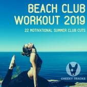 Beach Club Workout 2019 - EP de Various Artists