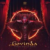 Burning Rings of Helilos by Govinda