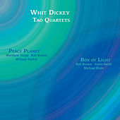 Peace Planet & Box of Light by Whit Dickey
