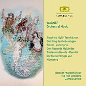 Wagner: Orchestral Music by James Levine