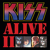 Alive II (Live) by KISS