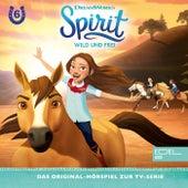 Folge 6: Der Schneesturm / Das große Rennen (Das Original-Hörspiel zur TV-Serie) von Spirit