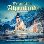 Weihnacht im Alpenland - Stubenmusik, Saitenmusik, Lieder und Weisen by Various Artists