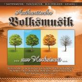 Authentische Volksmusik zur Herbstzeit by Various Artists