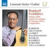 Guitar Recital: Raphaël Feuillâtre von Various Artists