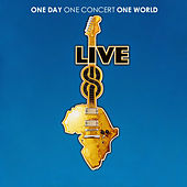 Live 8 (Live, July 2005) von Various Artists