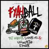 Pot Liquor, Snake Oil & Unmerited Favor by Fyah Ball