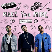 Make You Mine (Radio Edit) de The Public