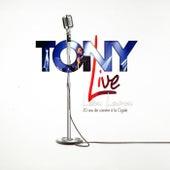 Lakou Lanmou: Live 30 ans de carrière à la Cigale (Live) by Tony Chasseur