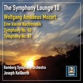 The Symphony Lounge, Vol. 10: Mozart Symphonies Nos. 40-41 & Eine kleine Nachtmusik de Joseph Keilberth