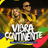 Vibra Continente de Léo Santana