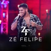 Zé Felipe, Vol. 1 (Ao Vivo) by Zé Felipe