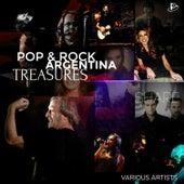 Pop & Rock Argentina Treasures de Various Artists