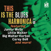 This is the Blues Harmonica Volume Two de Various Artists