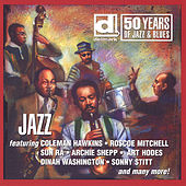 50 Years of Jazz & Blues: Jazz by Various Artists