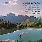 Strauss: Metamorphosis & An Alpine Symphony, Op. 64 von Rudolf Kempe