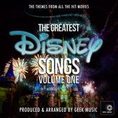 The Greatest Disney Songs, Vol. 1 de Geek Music
