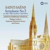 Saint-Saëns: Symphonie No. 3 avec orgue, Le rouet d'Omphale & Phaëton by Seiji Ozawa
