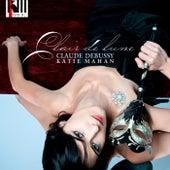 Claude Debussy - Clair de lune by Katie Mahan