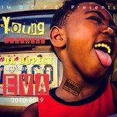 Da Dopest Instrumentals Eva by Young T.H.U.G.