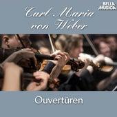 Weber: Ouvertüren, Vol. 3 de Philharmonia Hungarica