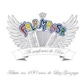 As Sanfonas do Rei: Tributo aos 100 Anos de Luiz Gonzaga von Falamansa