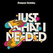 Just What I Needed / Don't Worry Baby by Dwayne Gretzky