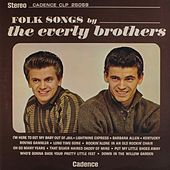Folksongs by the Everly Brothers von The Everly Brothers